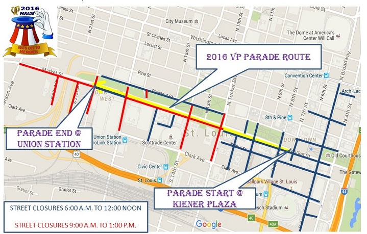 2016 VP Parade Street Closure Map 06 21.16