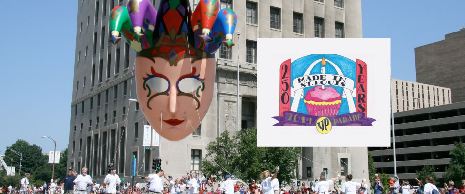 The Veiled Prophet ParadeThe 132nd annual VP Parade...Read More
